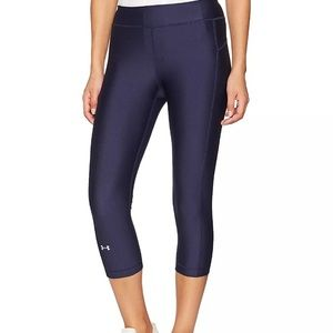 🆕 Under Armour Compression Leggings Pants Capri